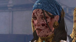 Dragon Age 2 Isabella Blood