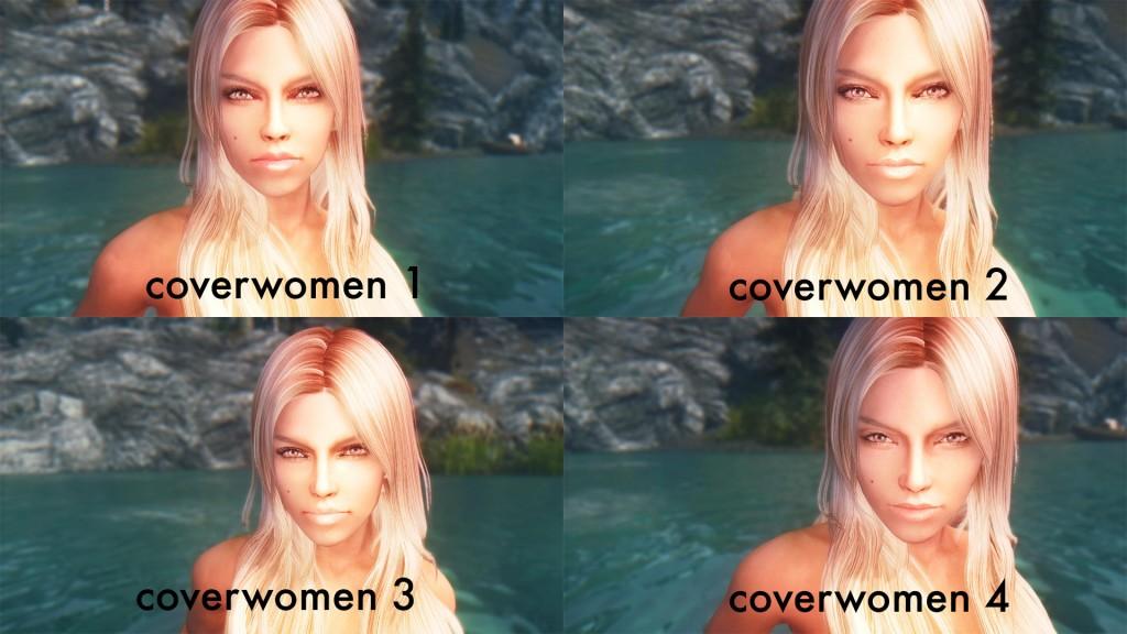coverwomen