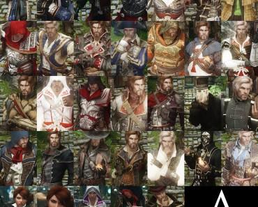 assassin's creed armor mods for skyrim
