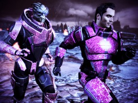 Space Diva Crew Armors