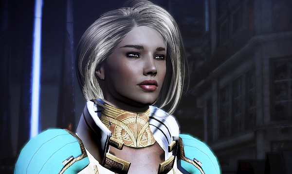 Shepard Queen of the Nile Armor