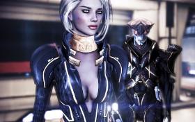 Samara Armor Variations
