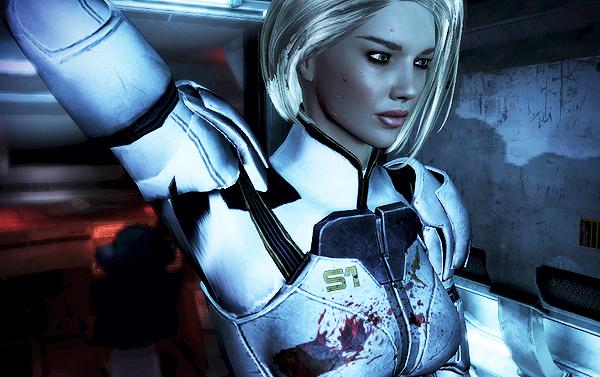 Bloody Stormtrooper Armor
